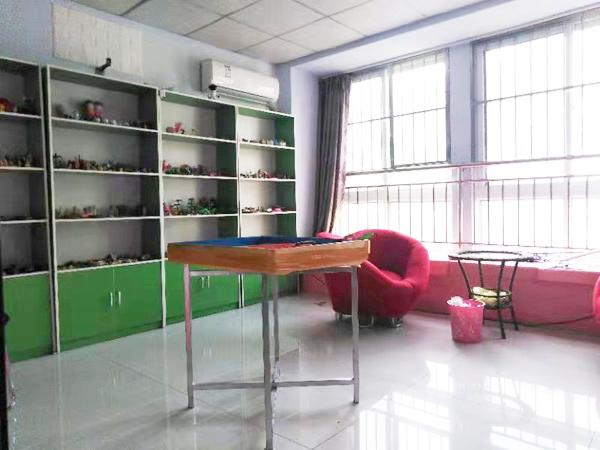 唐訾心理咨询中心一角